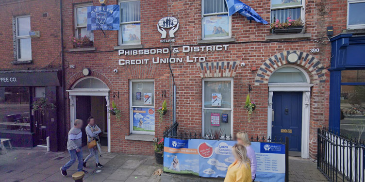 Phibsboro and District Credit Union Headquarters